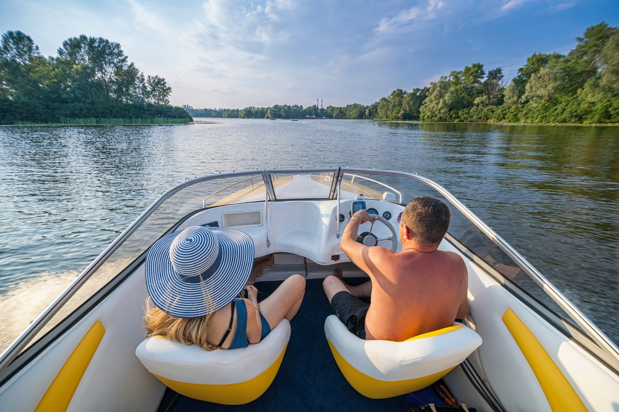 Popular Spots in Jacksonville Boating Area