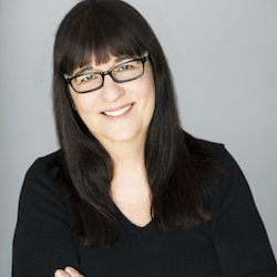 Lisa Cron - book coach and author of Wired for Story and Story Genius