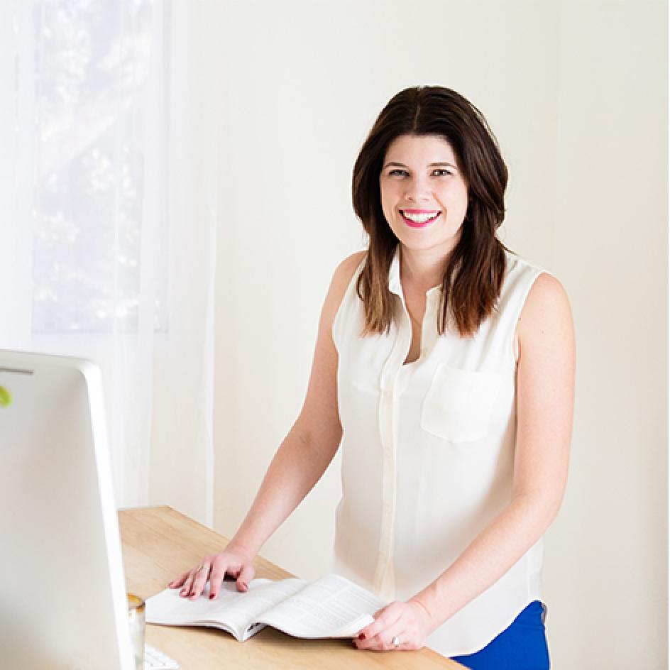 Brigette Lyons - founder of B, a boutique PR and digital marketing agency