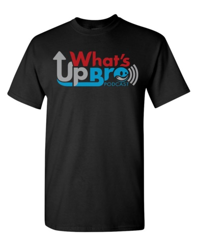 What's Up Bro classic tee