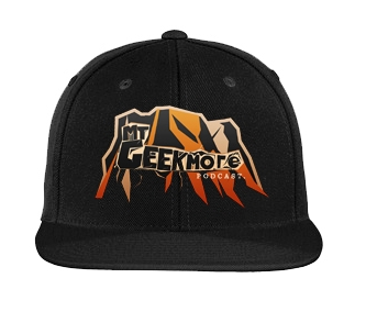 GeekMore FITTED Hat