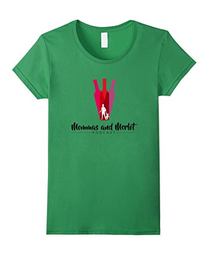 Mommas And Merlot (dark colors) Tee