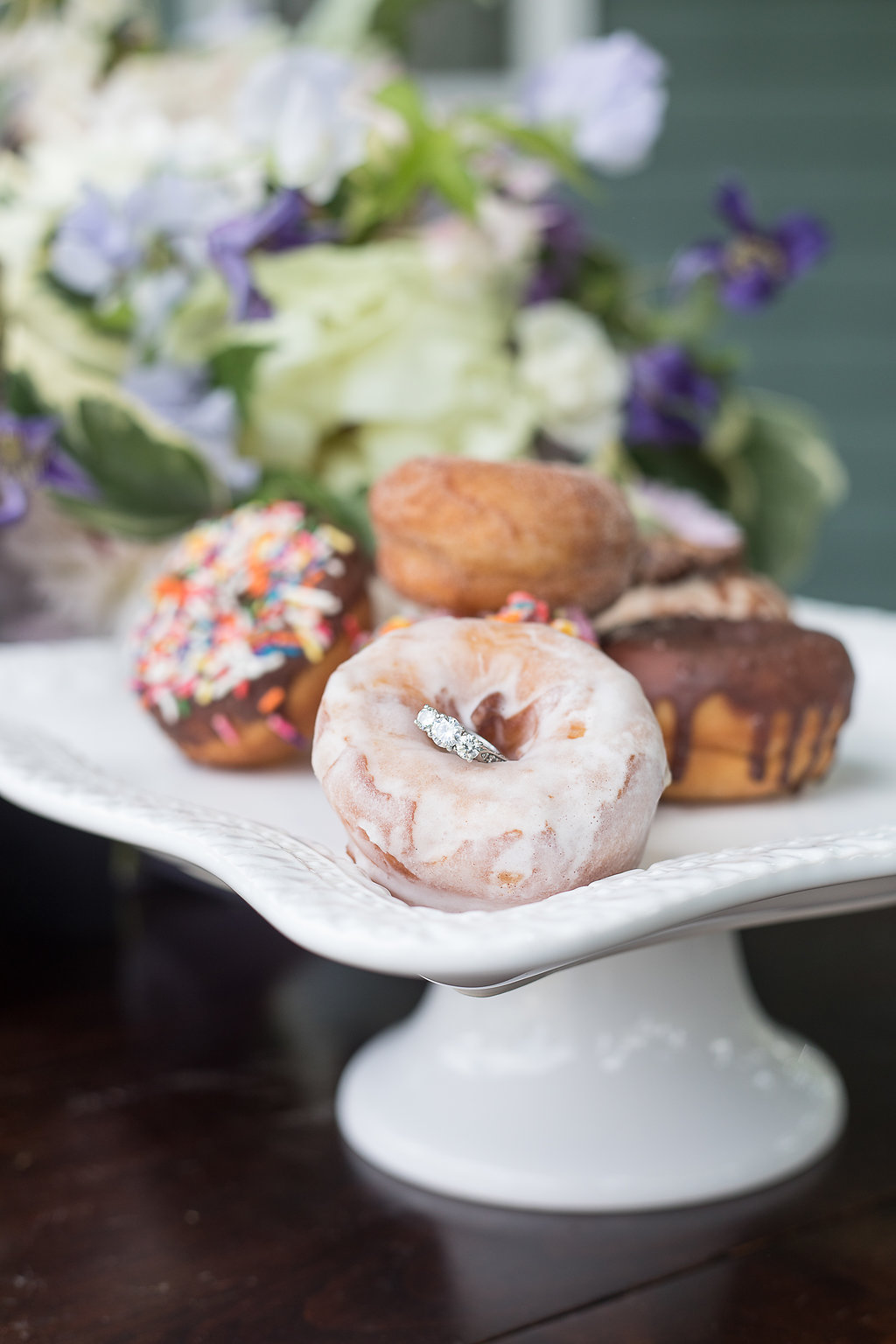 Donuts for NH wedding