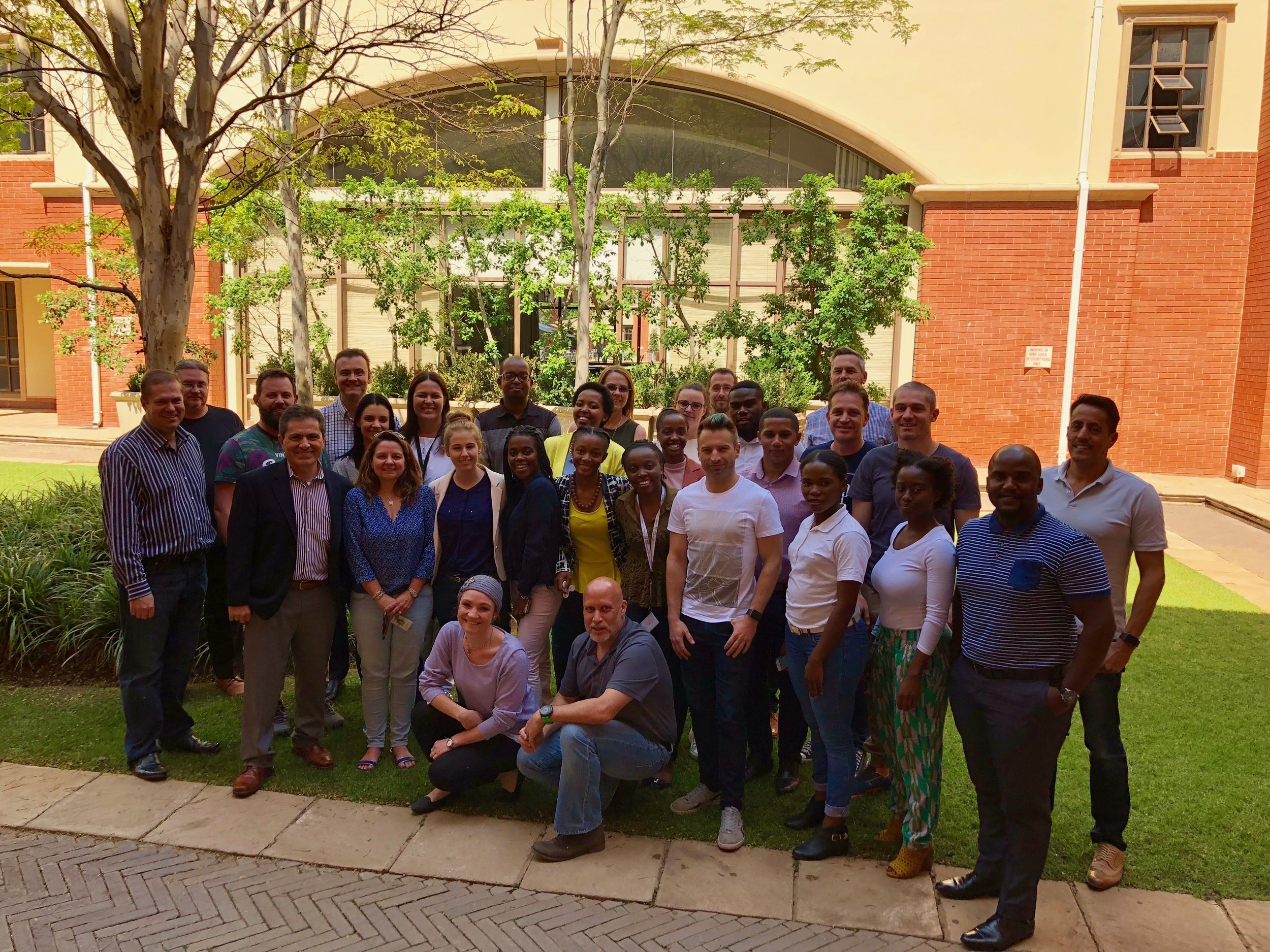 Implementing SAFe- Johannesburg, South Africa