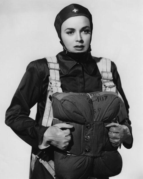 Marguerite Chapman (parachute nurse)