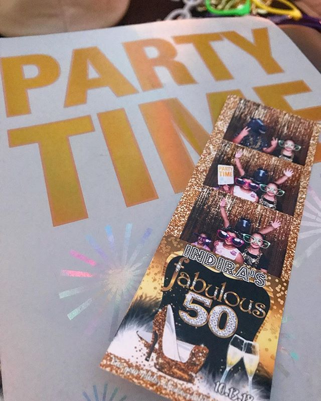 Life is full of so many moments to celebrate! Happy 50th birthday Indira!! Hope you enjoyed the surprise and to many more years to come!! #photobooth #happybirthday #50thbirthday #partytime #celebration #eventrental #partyrental #photographer #bayareaphotographer #saycheese #gold #goldeverything
