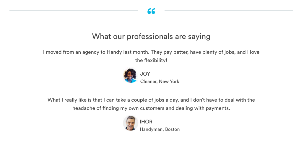How to Apply — Handy Pro Stories