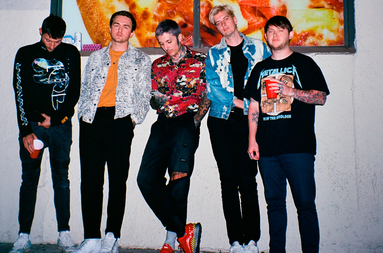Bring Me The Horizon - The metal lads evolve more into pop and electronic music in their new album, amo.