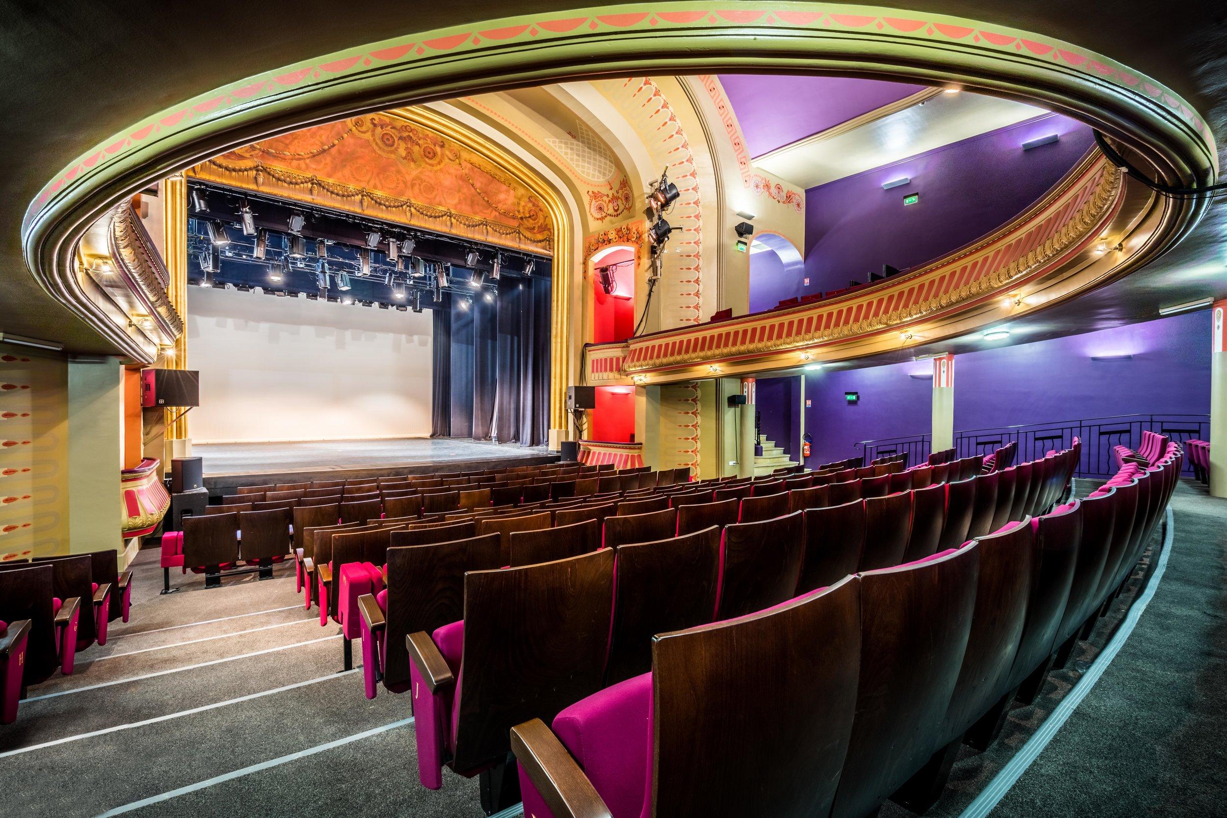 Théâtre de Vals les Bains