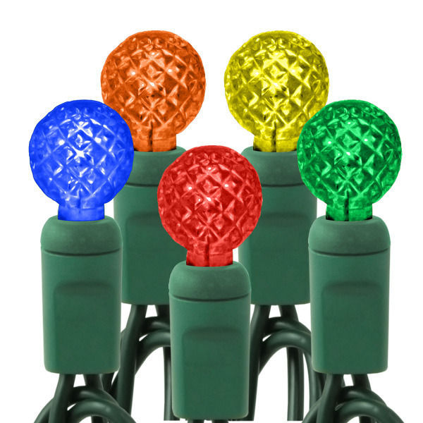 LED G12 Globe Lights