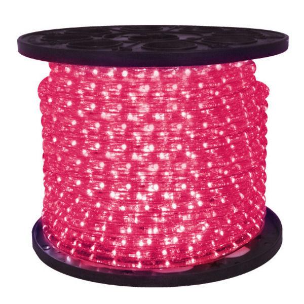 LED - Pink - Rope Light -  FT2-L120PI12150