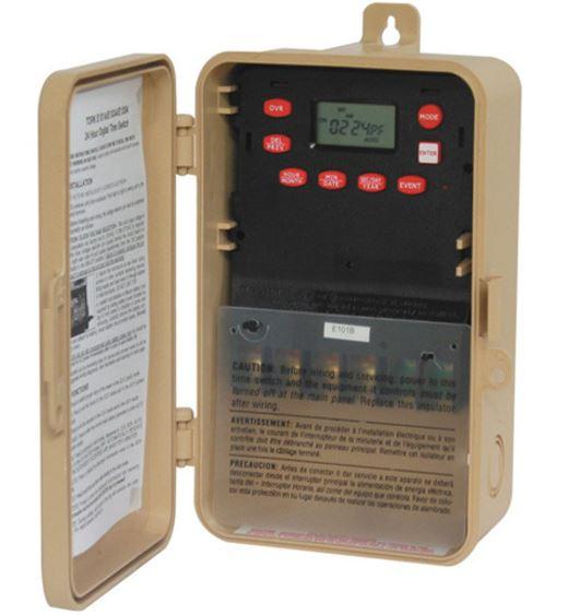 24 Hr. Multi-Purpose Digital Time Switch