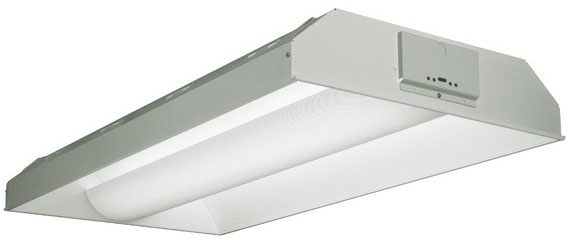Lithonia 2 Lamp - F32T8 - 4 ft. - Fluorescent Troffer