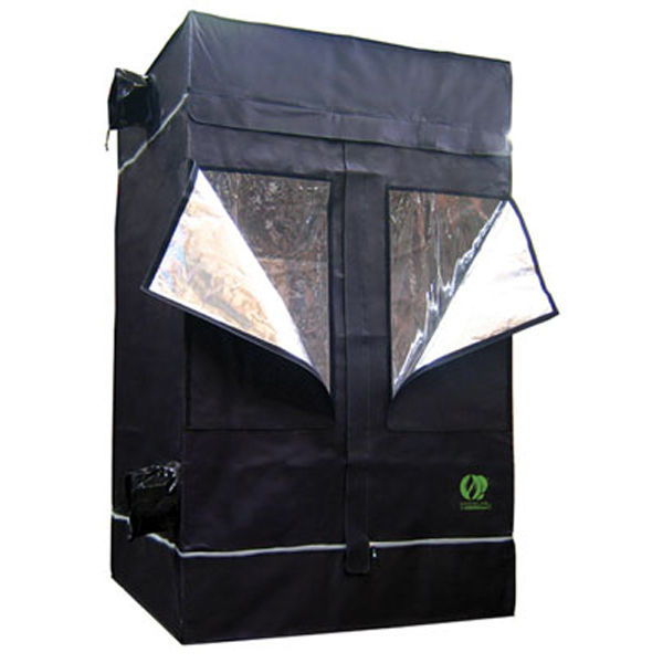 Mylar Thermal Protection Indoor Grow Tent