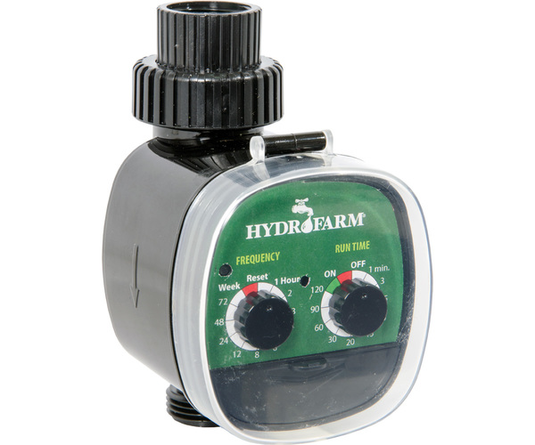 Analog Water Timer by HydroFarm