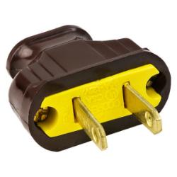 Non-Polarized plug