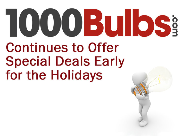 1000bulbs Com Offers Leds For Less Than 1 During Black Friday And Cyber Monday Week 1000bulbs Com Blog
