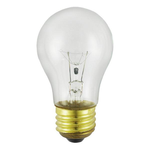 A15 incandescent bulb