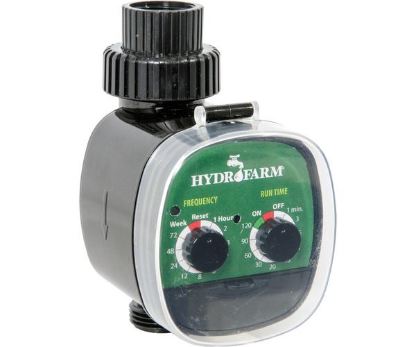 Analog Water Timer  by Hydrofarm