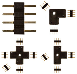 Tape Light Connectors