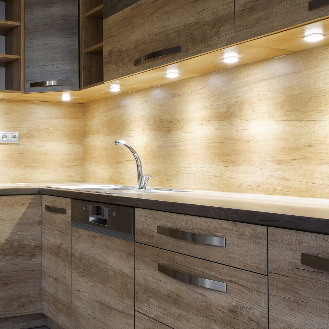 5 Types Of Under Cabinet Lighting Pros Cons 1000bulbs Com Blog