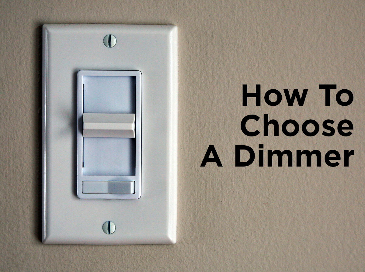 How to Choose a Dimmer: Four Factors to Consider — 1000Bulbs.com Blog