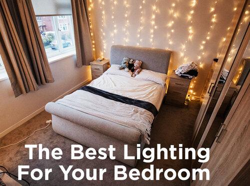 The Best Lighting For Your Bedroom 1000bulbs Com Blog