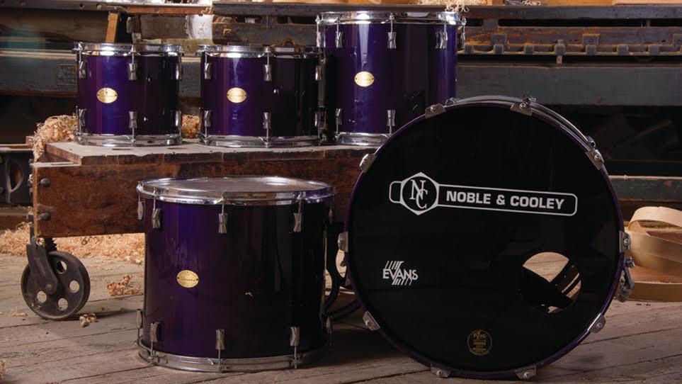 CD Maple Before - Purple Gloss
