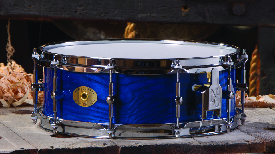 5 x 14 Ash Blue With Chrome Hardware