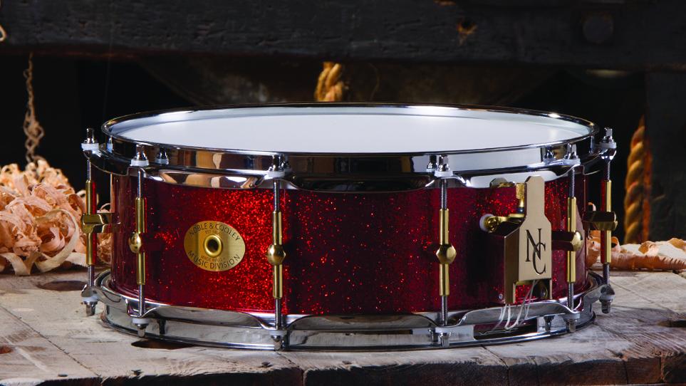 5 x 14 Oak Red Sparkle
