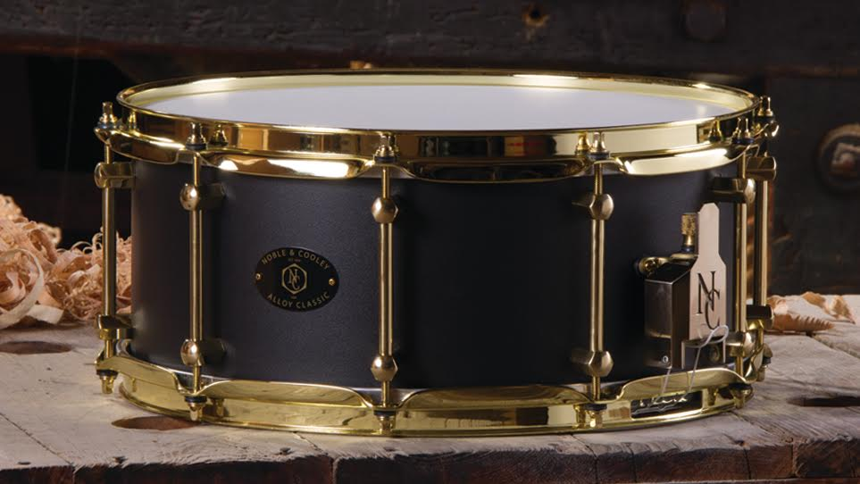 Alloy 6 x 14 Black with Gold Hardware