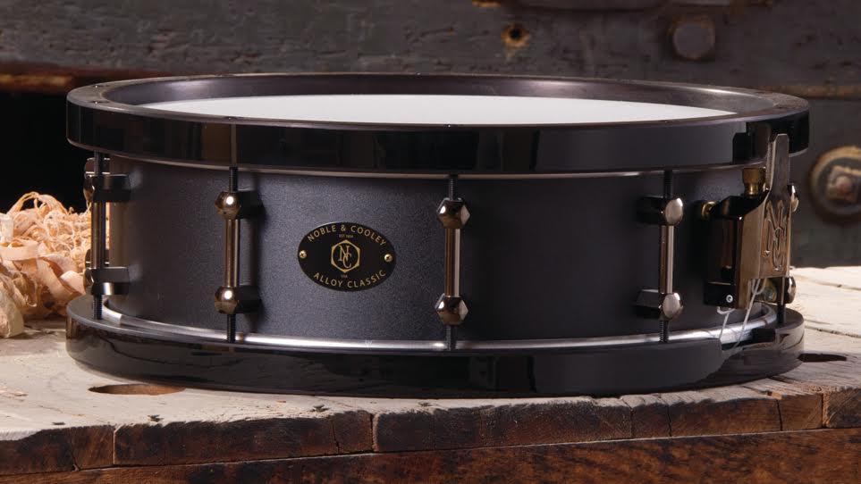 Alloy 4.75 X 14 with Wood Hoops