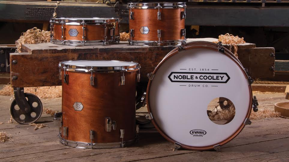 Horizon Honey Maple Oil With Matching Snare