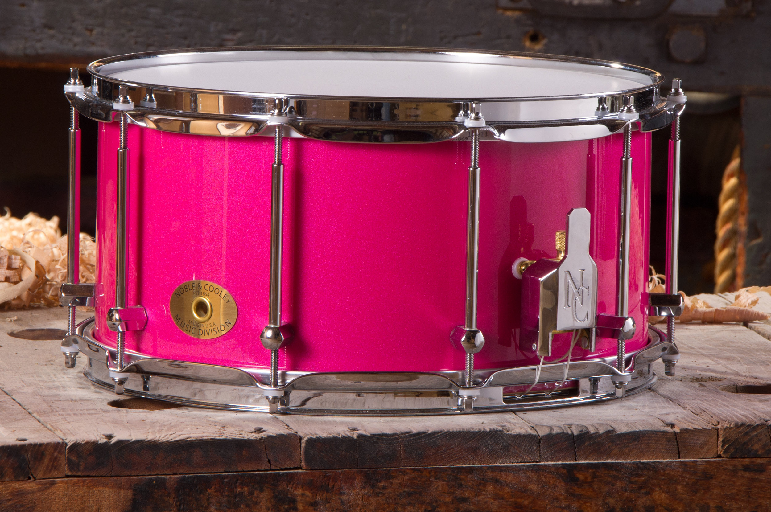7 X 14 Maple Hot Pink