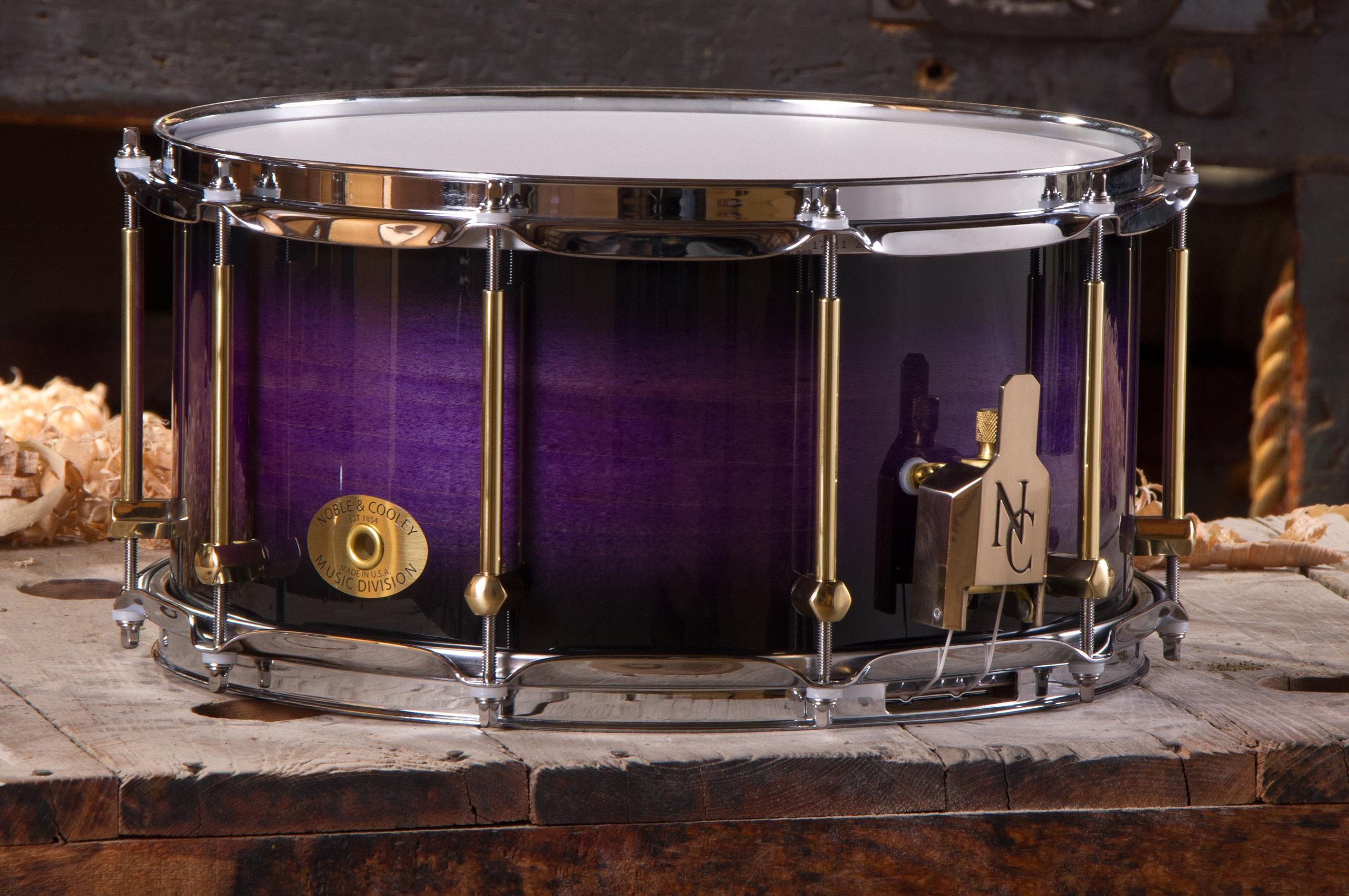 7 x 14 Maple Purple