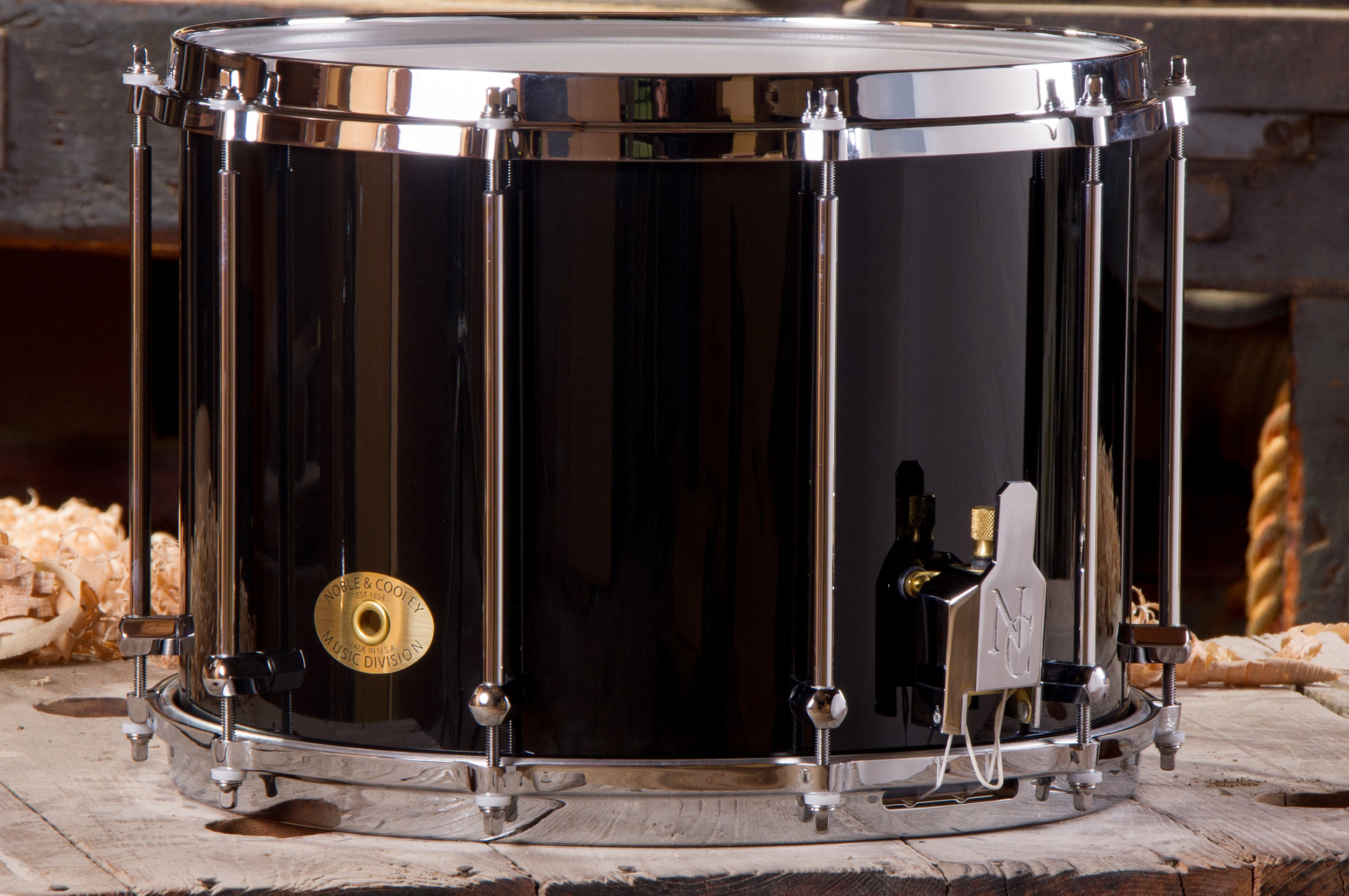 10 X 14 Maple Black Gloss