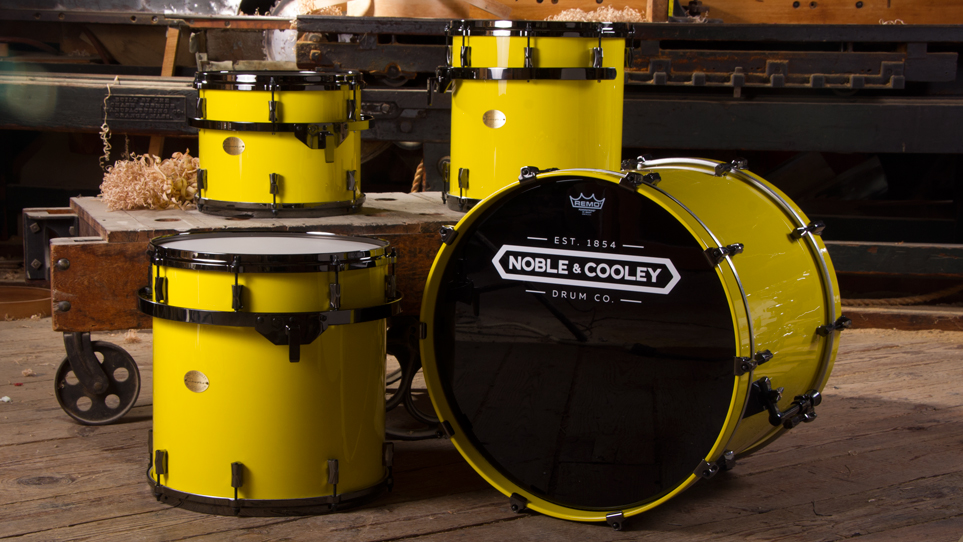 CD Maple Yellow Gloss