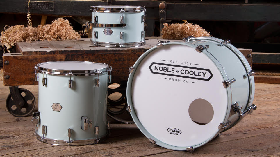 CD Maple Eggshell Blue