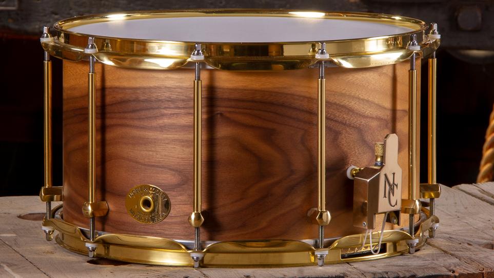 8 x 14 Walnut with All Brass Hardware