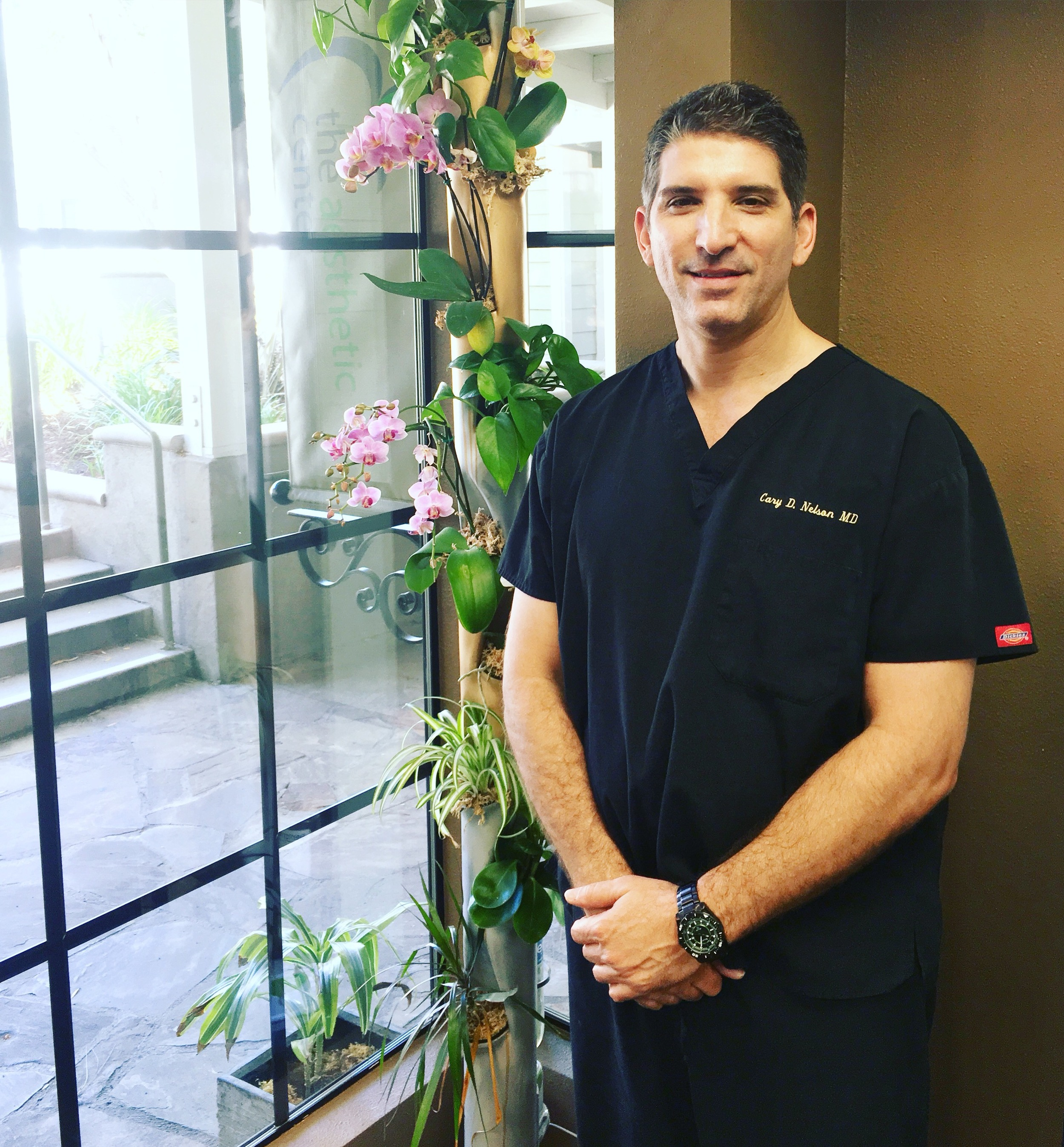 Aergrow system at The Aesthetic Center with Dr. Carey D. Nelson M.D.