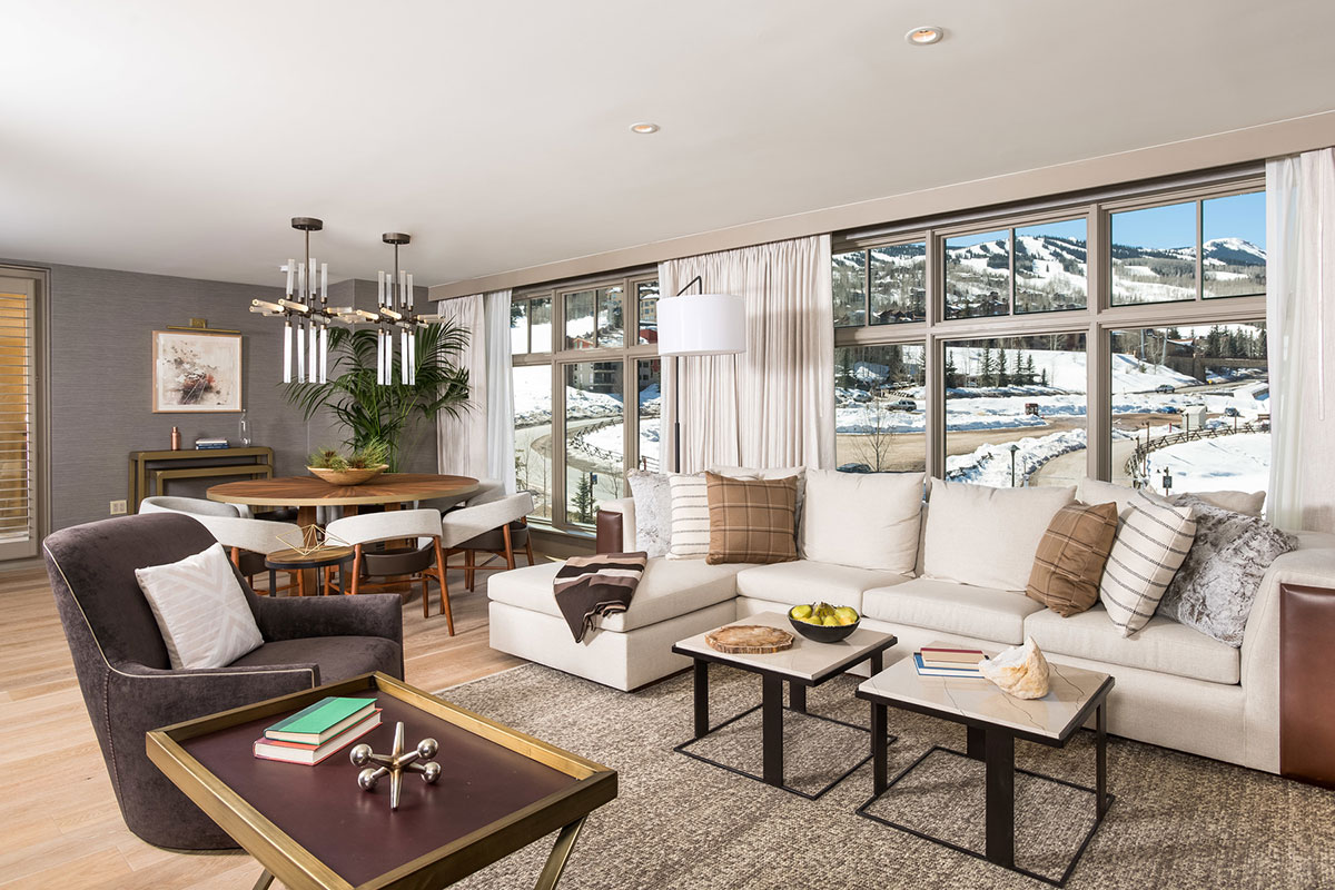Four Bedroom Penthouse