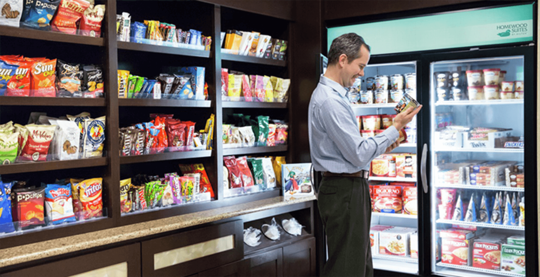 24-hour Convenience Store