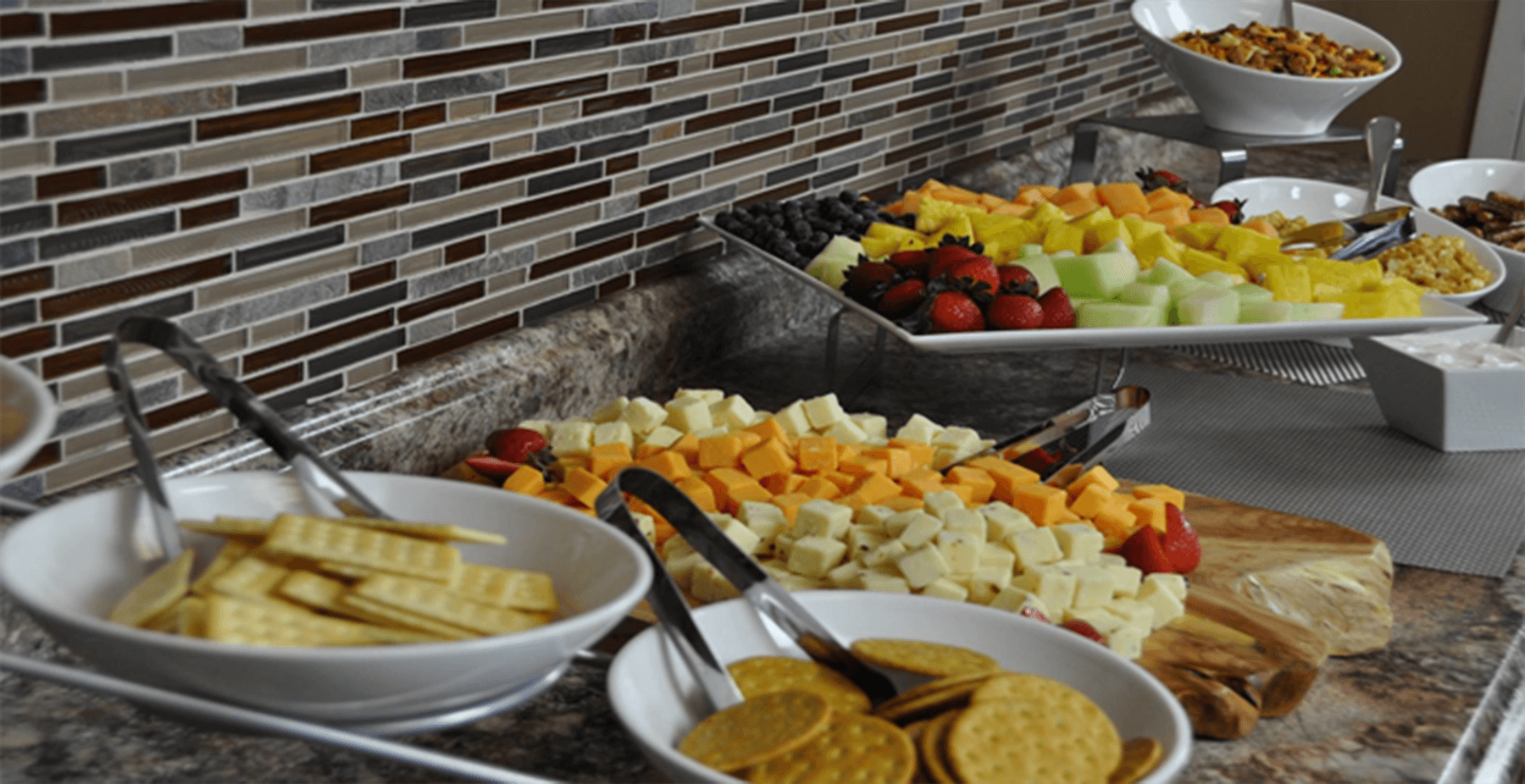Reception Snack Bar