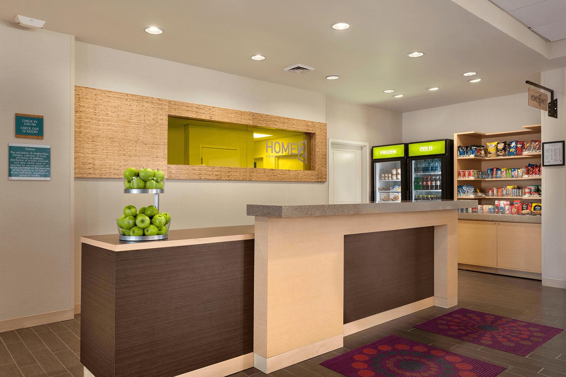 Home2 Market - Convenience Store
