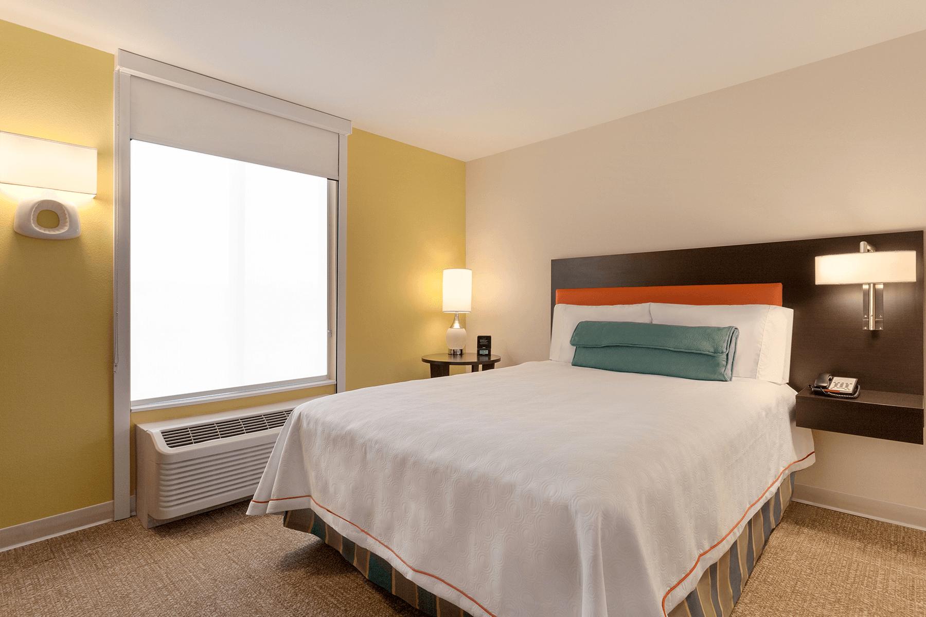 Accessible Queen Suite