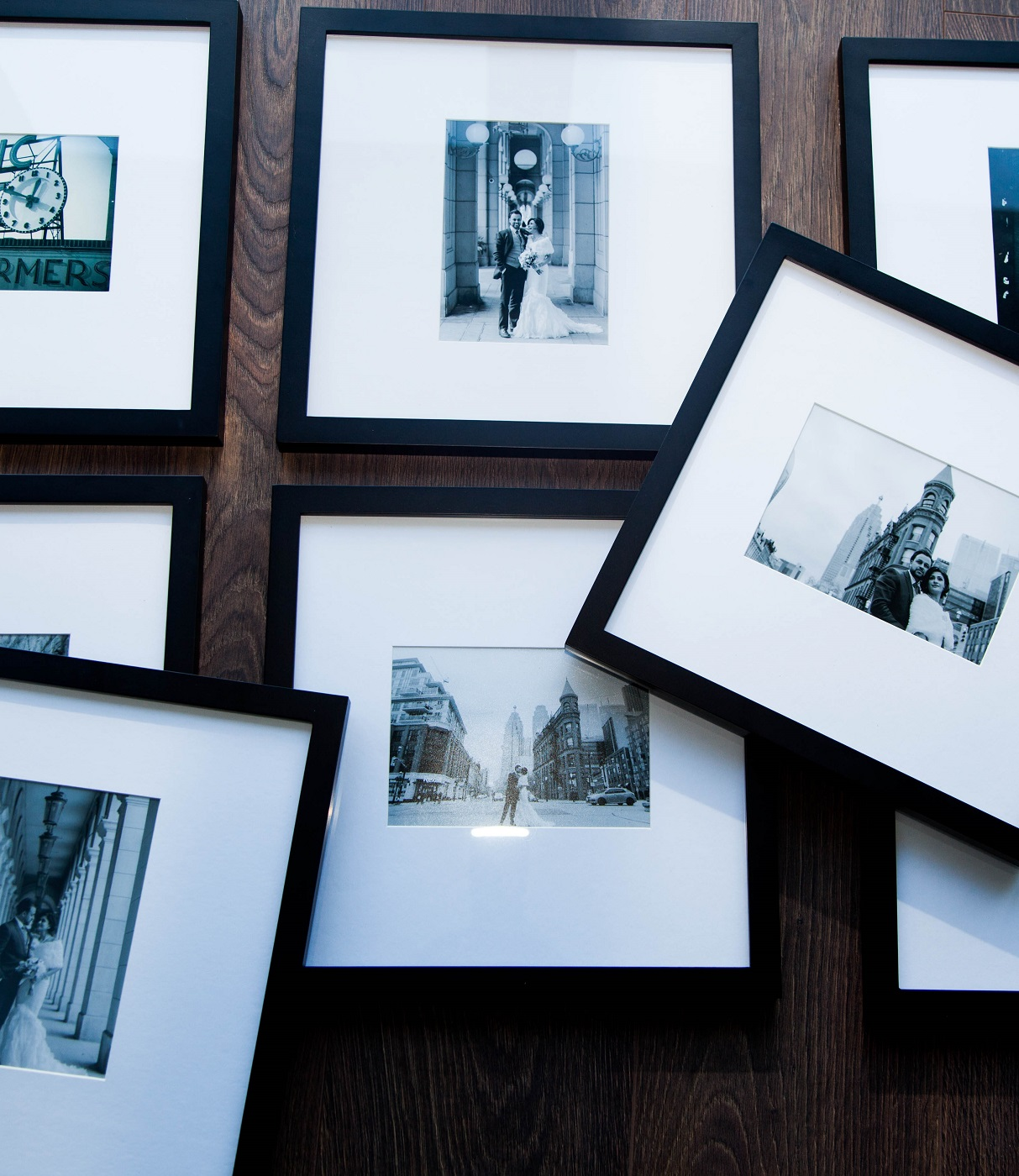 creating a gallery wall