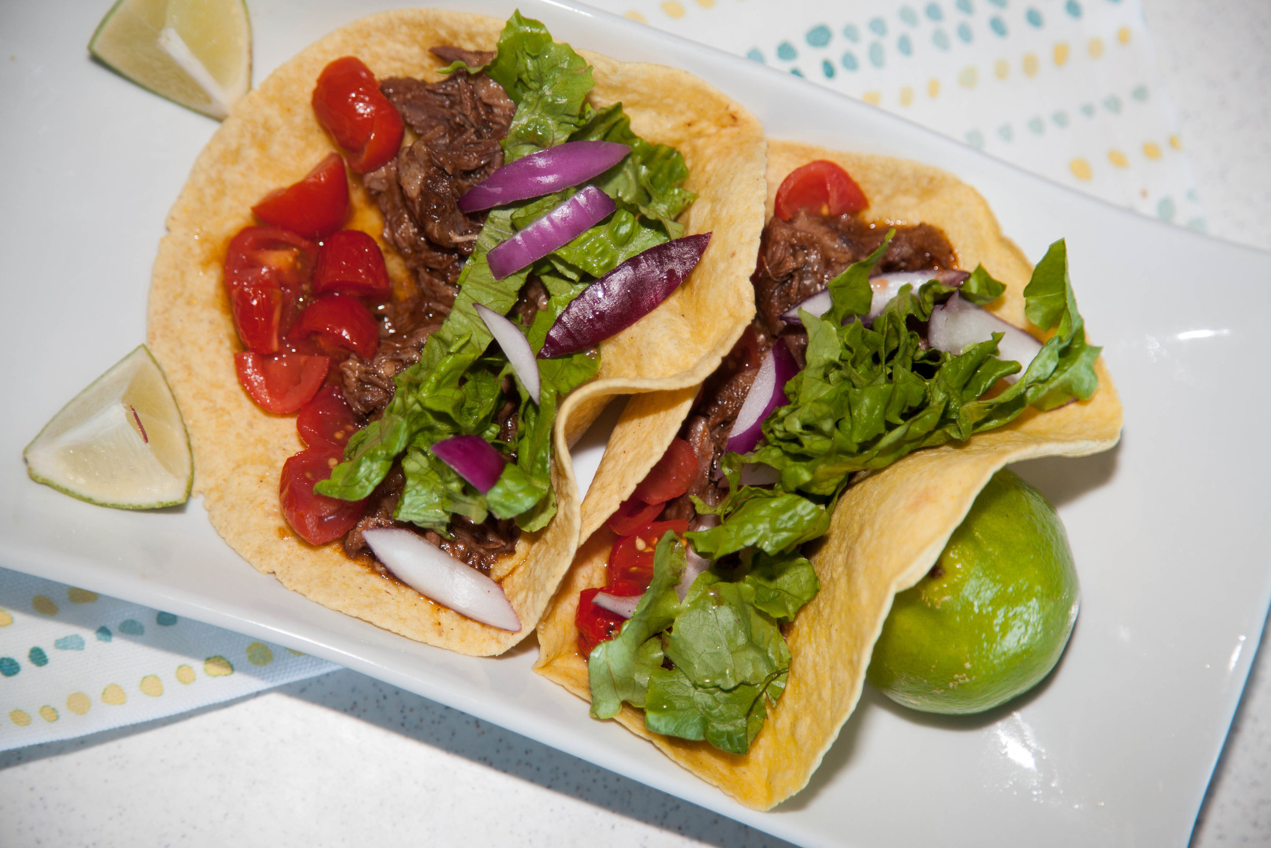 tacos - not just for tuesdays anymore!