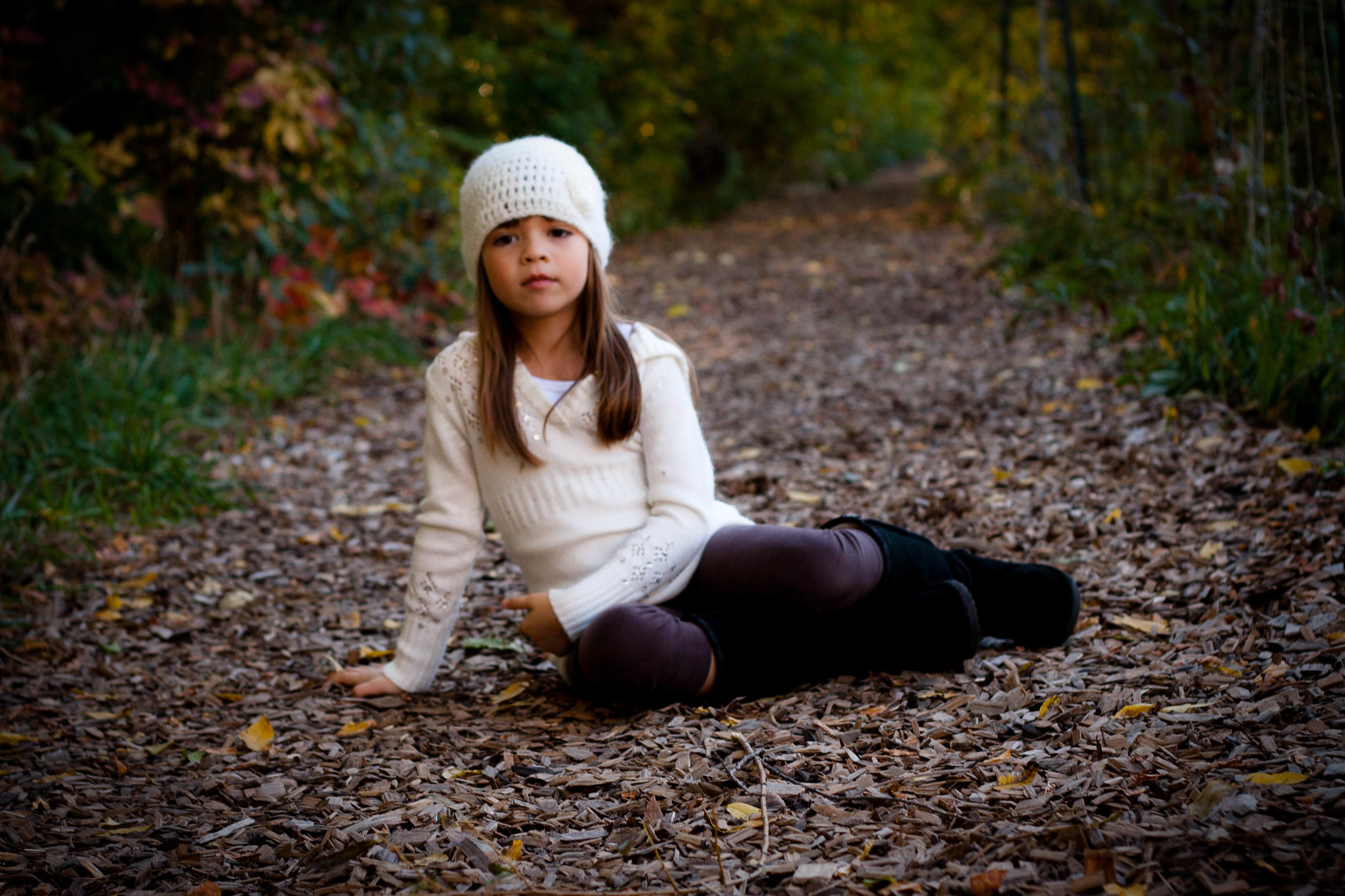 Family and Children Portrait Package