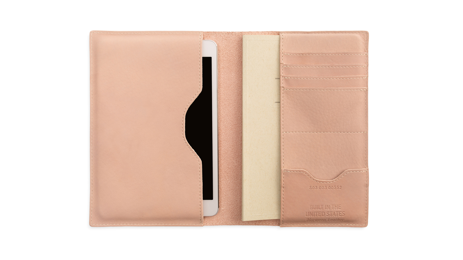 Shinola iPad Sleeve