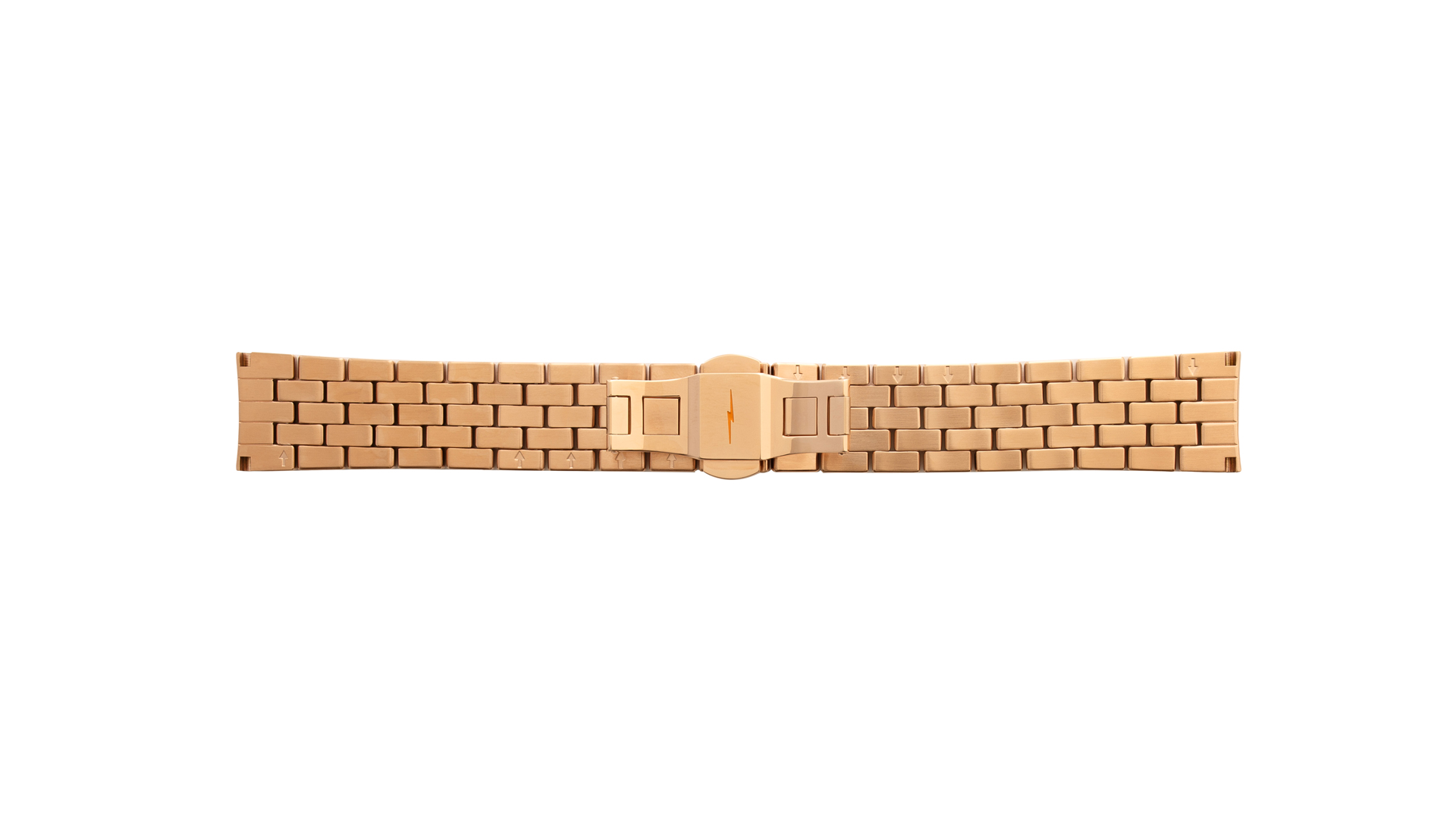 Shinola Rose Gold Strap
